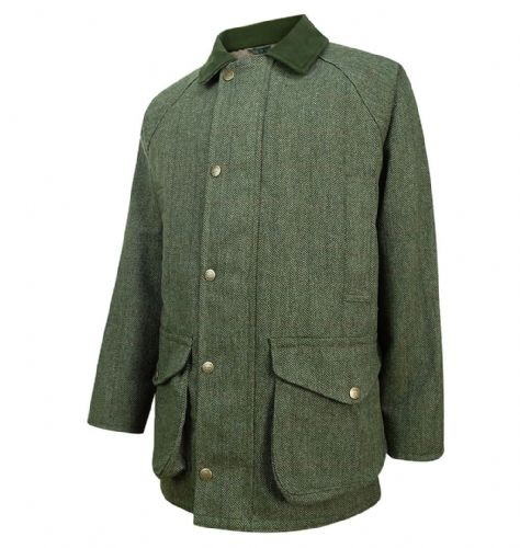 Hoggs of Fife Helmsdale Tweed Waterproof Shooting Jacket